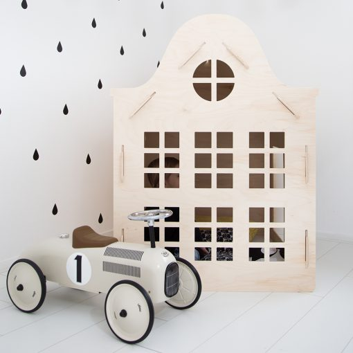 Playhouse wooden toys